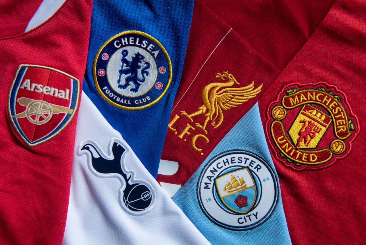 Los equipos ingleses de la Súperliga pagarán una multa.