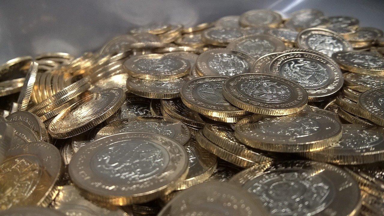 monedas mexicanas diez pesos