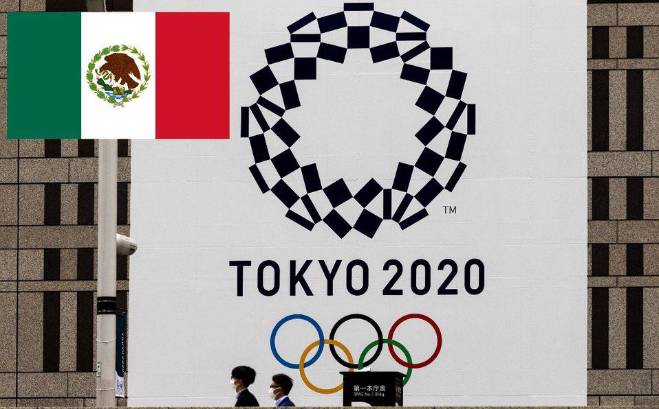 Las actividades de México este jueves en Tokyo 2020
