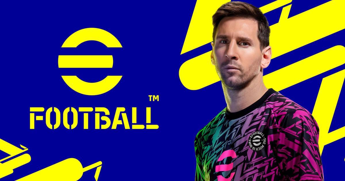 PES desaparece para darle la entrada a EFootball