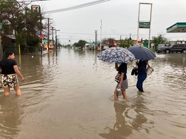 Matamoros ayuda para 220 familias