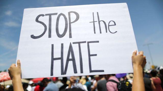 Aumentaron en 2020 los delitos de odio en EE.UU.
