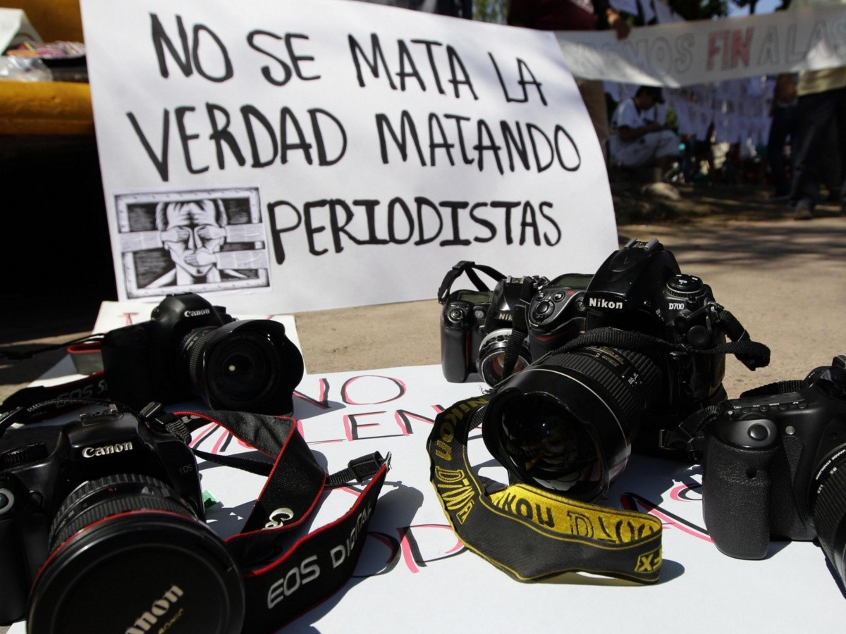 Según datos de Artículo 19, en México, cada 12 horas se agrede a un periodista o a un medio en este año 2021. Amenaza con romper récord.