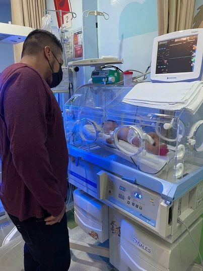Se logró localizar a bebé robada en Hospital de Jalisco