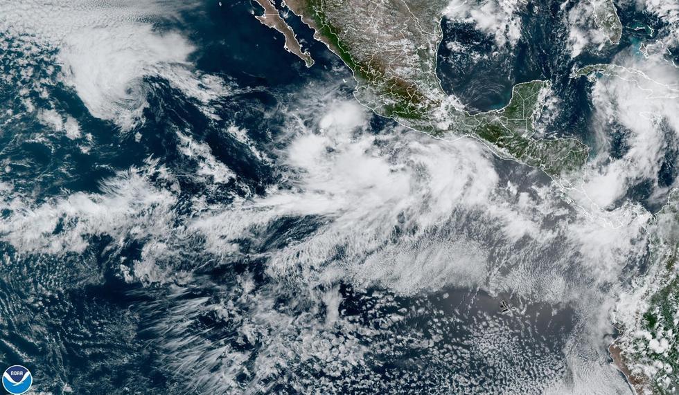 Huracán 'Nora' ocasionará lluvias en 19 estados
