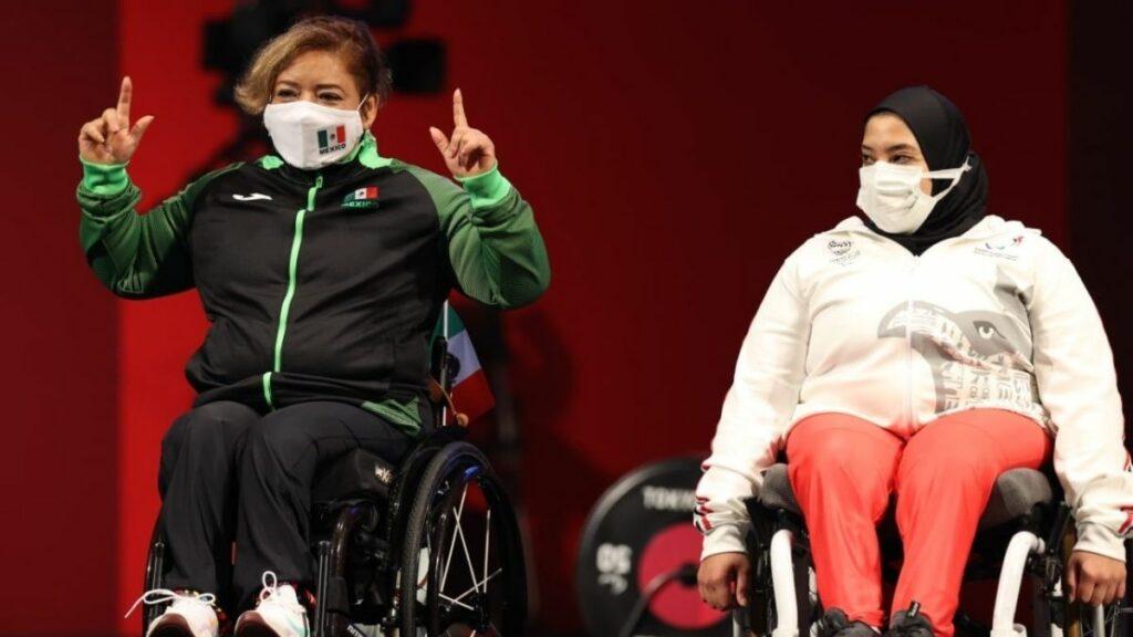 Amalia Pérez y Jesús Hernández ganan oro