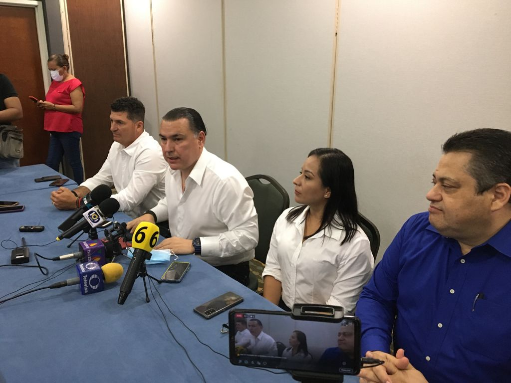 Busca gubernatura de Tamaulipas