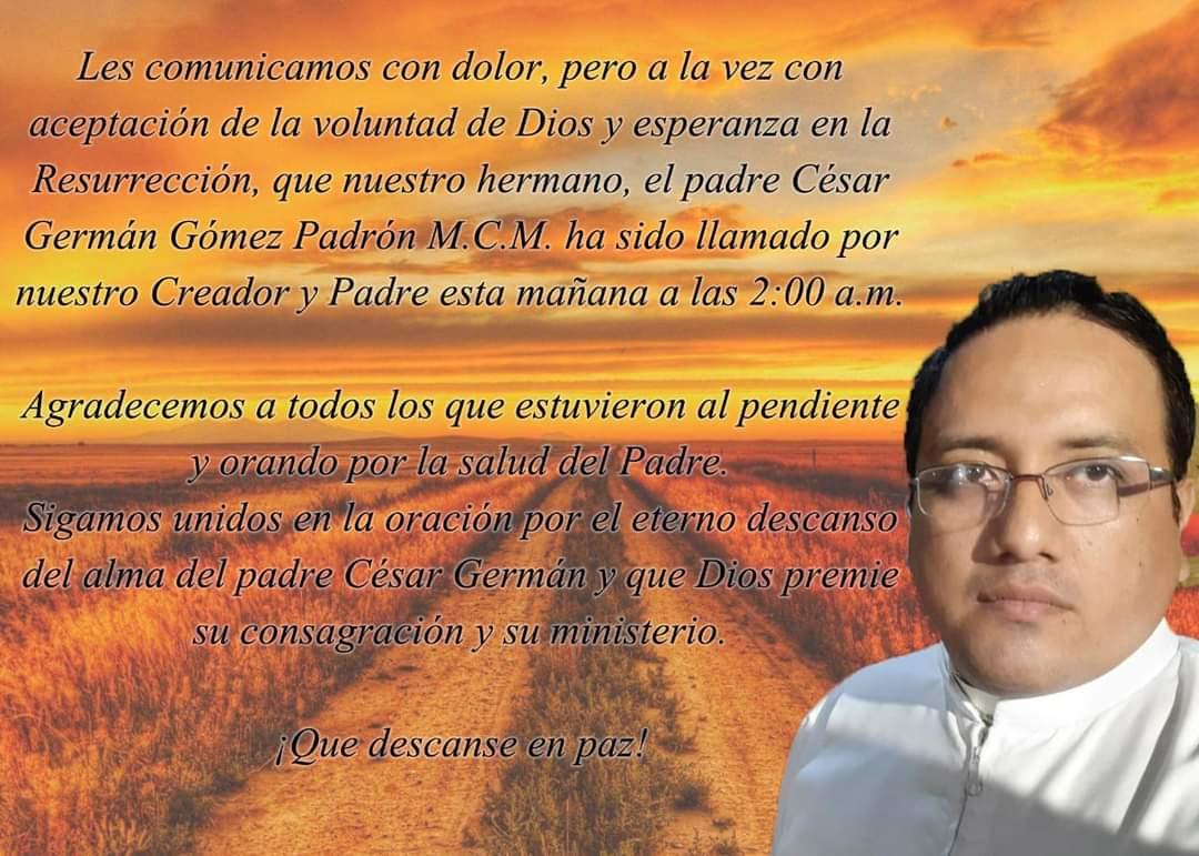 joven sacerdote de Altamira