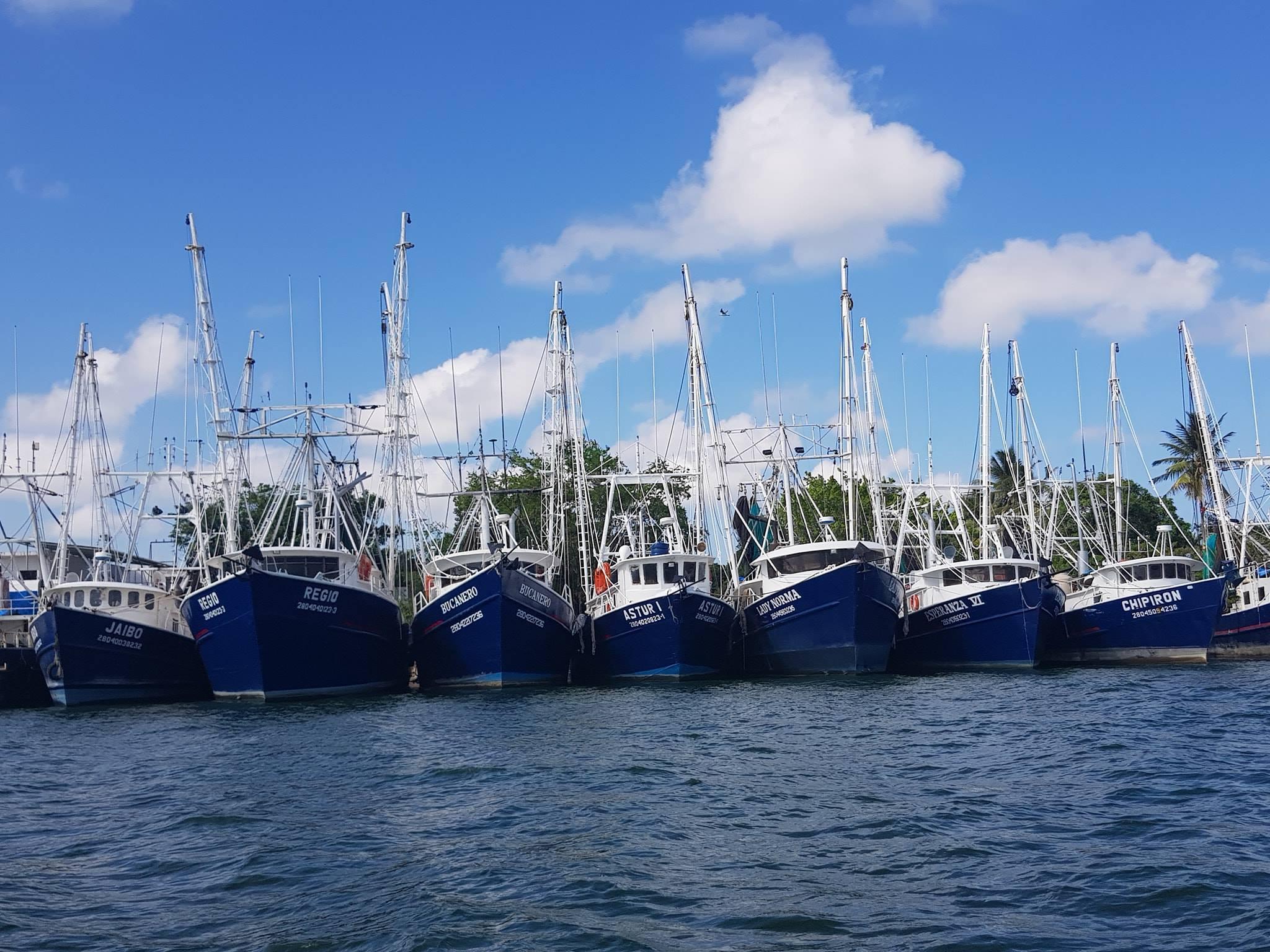 Flota camaronera de Tampico será supervisada
