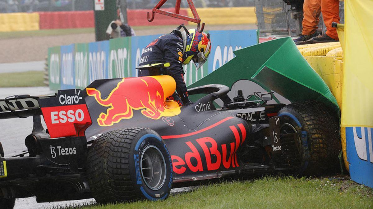 El Gran Premio de Bélgica fue un total caos