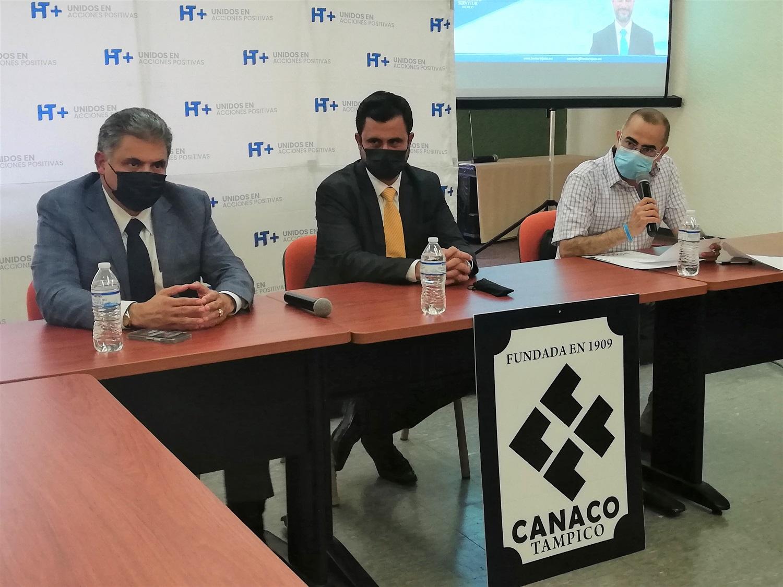 Concanaco pide a Tamaulipas no cerrar negocios