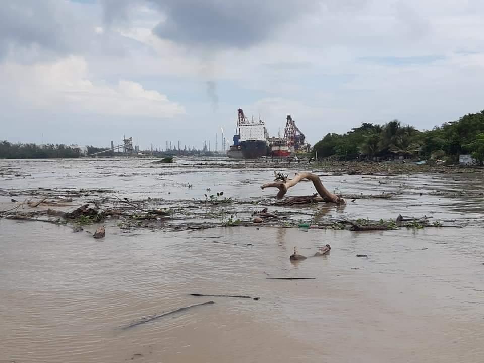 En un día el nivel del Río Pánuco subió dos metros