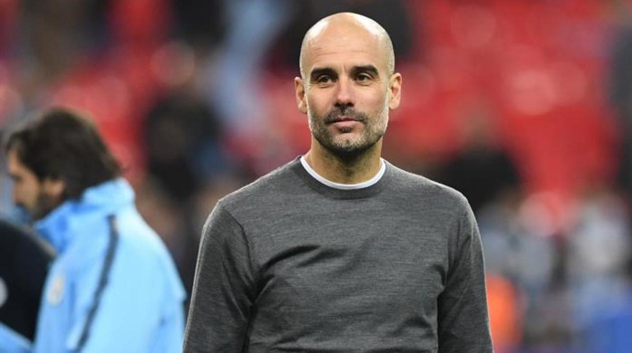 Pep Guardiola declaró que quiere dirigir una selección