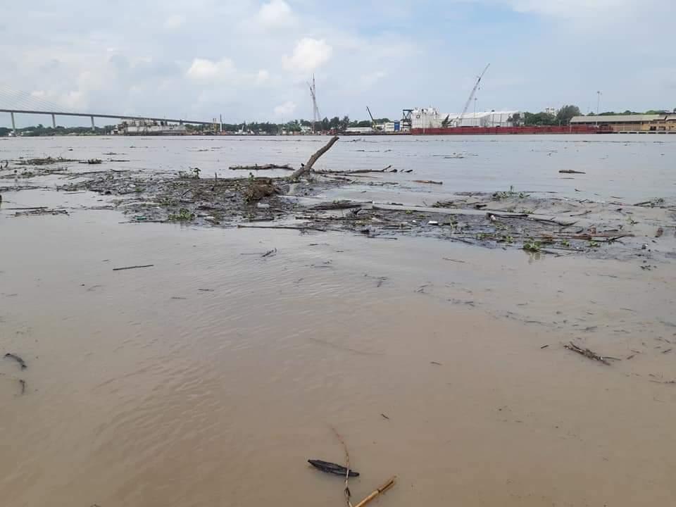 Nivel de río Pánuco ha descendiendo lentamente