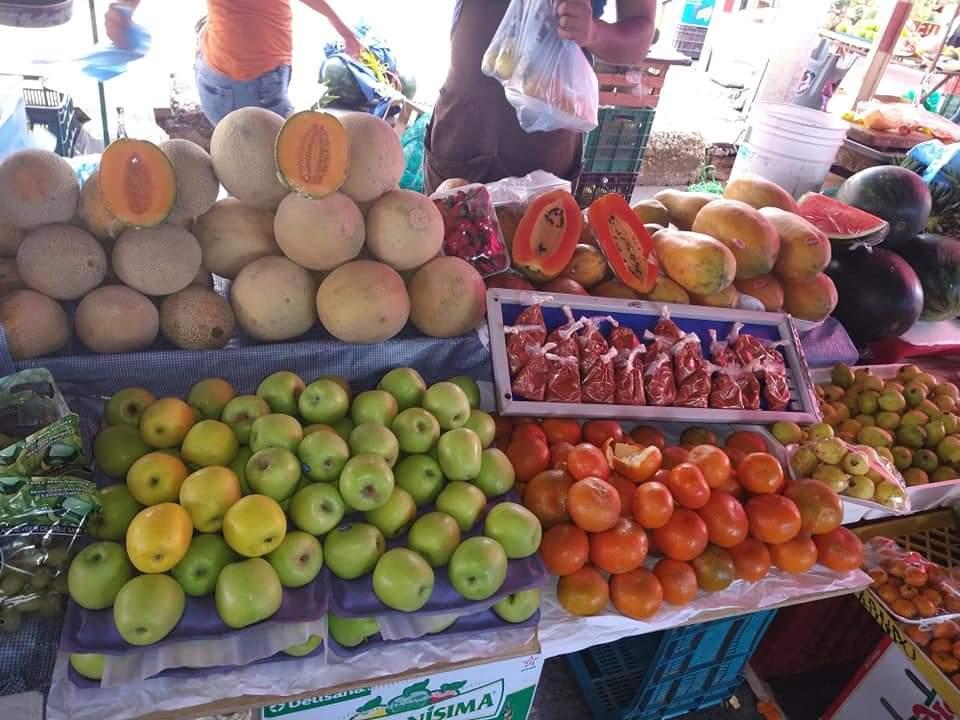 frutas han aumentado 40 por ciento