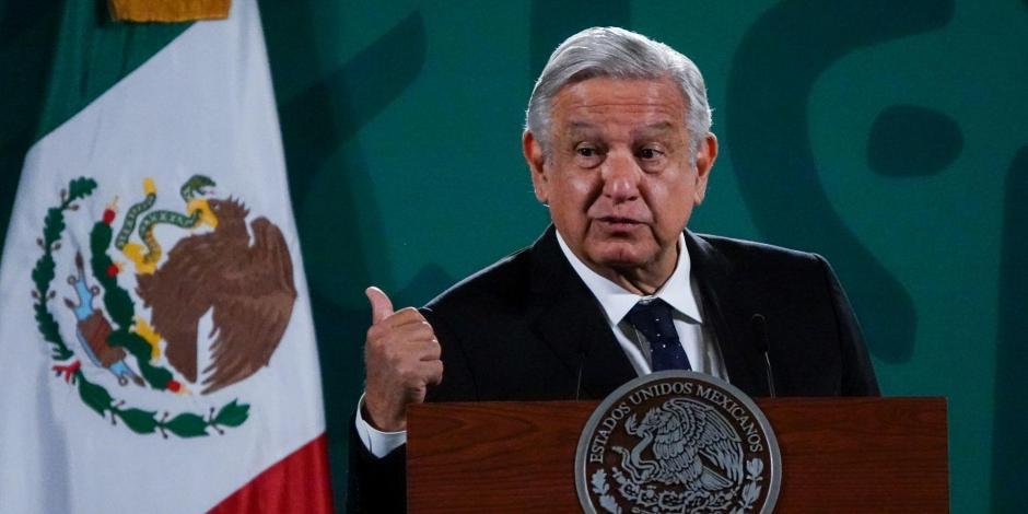López Obrador señaló que no solo la OEA, si la ONU quiere que venga a investigar las elecciones federales del pasado 6 de junio.