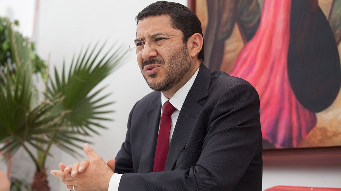 El secretario de Gobierno, Martí Batres le dijo a los alcaldes de oposición agredidos: nos hubieron dicho y les facilitábamos las cosas