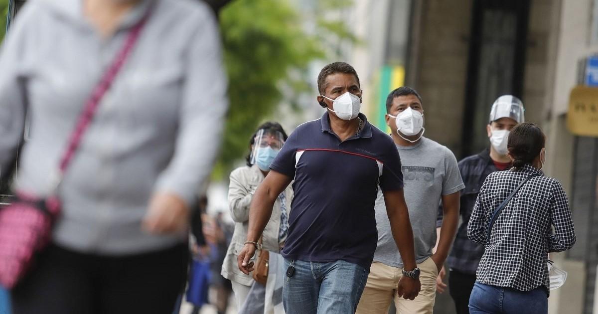 Tras conteo de fin de semana, la Secretaría de Salud informó que este lunes se registraron 6,543 nuevos contagios en México.