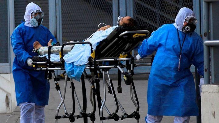 Salud informó este viernes que México sumó casi 20 mil nuevos casos de COVID 19 en las últimas 24 horas. Se suman 863 nuevos fallecimientos