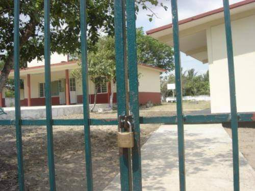 65 escuelas clases presenciales