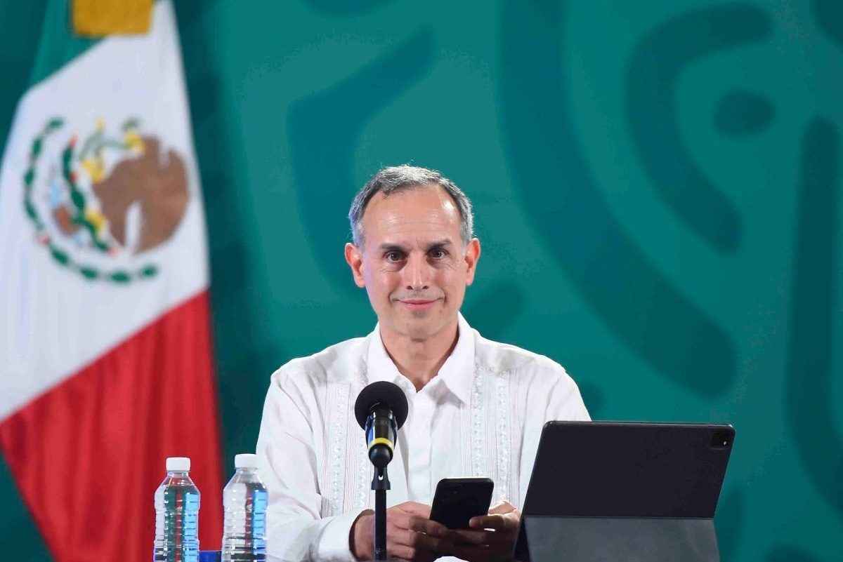 El subsecretario de Prevención y Promoción de la Salud, Hugo López-Gatell, afirmó que mueren más menores por accidentes que por COVID 19.