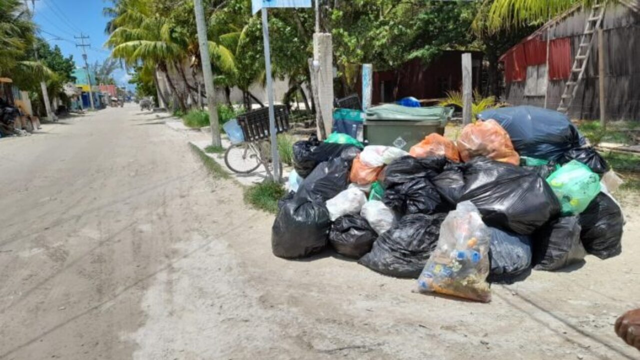 """La isla Holbox cumple 4 días sin agua potable tras el huracán Grace que pasó por Quintana Roo. """"Las cisternas ya tronaron"""", declaran isleños"""