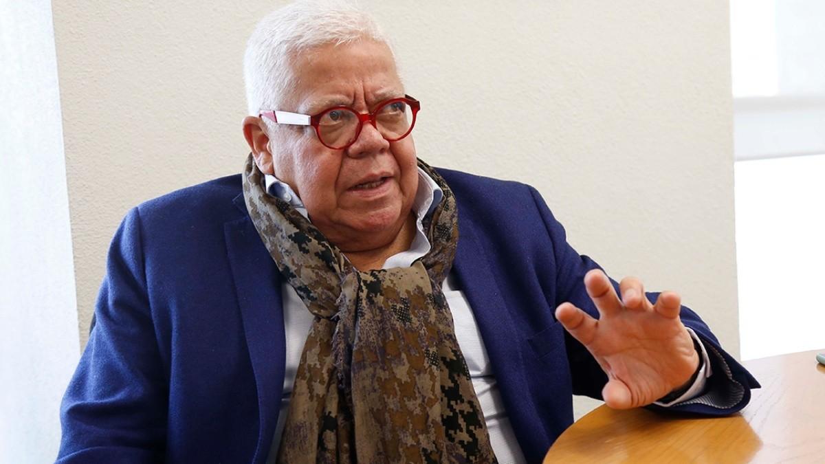 Enrique Márquez revela cuáles fueron los comentarios que causaron el cese de Jorge Hernández como agregado cultural de México en España