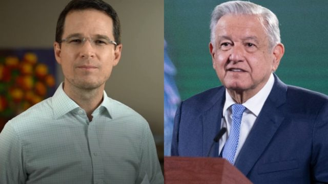 """El presidente de México continuó con sus respuestas a Ricardo Anaya, esta vez dijo que """"es alumno de quiénes empezaron con Salinas""""."""