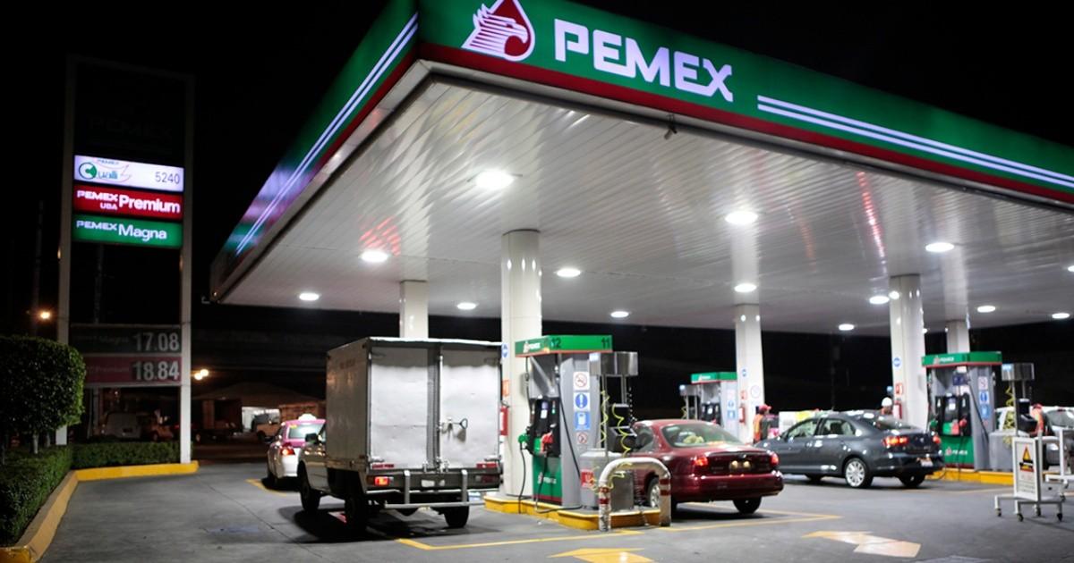 Hacienda actualizó los apoyos a las gasolinas para esta semana, los estímulos se encuentran en su nivel más bajo en dos meses