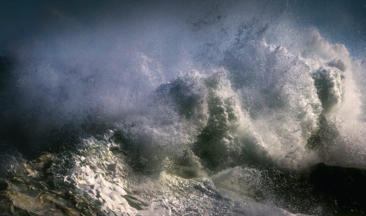 Nora huracán categoría 1