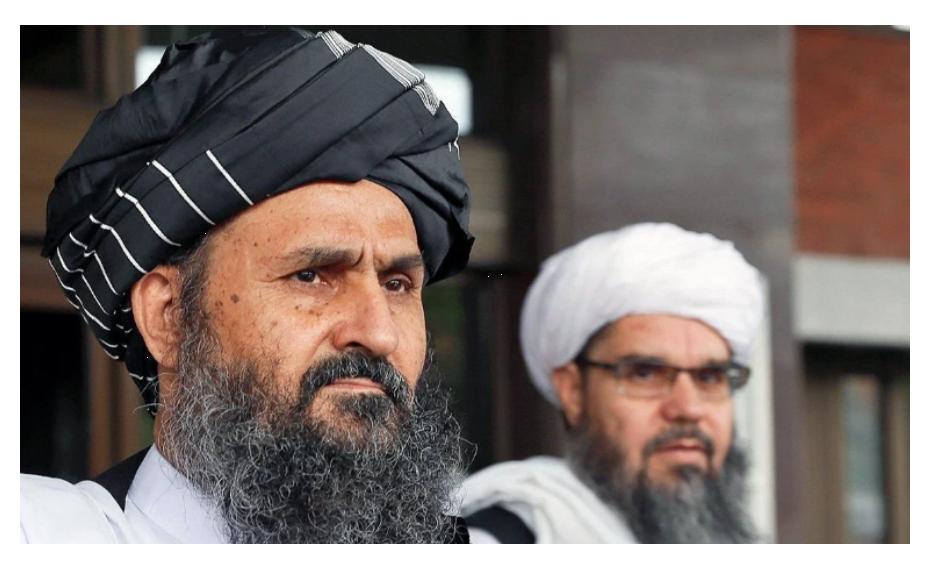 reunió en secreto la CIA con talibán