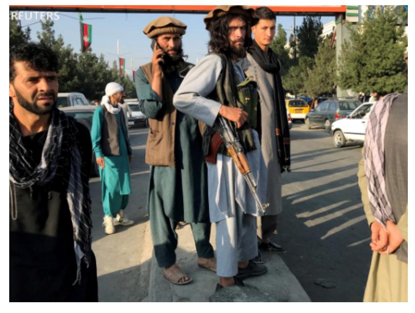 decretan la completa independencia de Afganistán