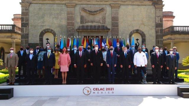 AMLO encabezará la reunión de la Celac este 18 de septiembre en la Ciudad de México. La cumbre contará con la asistencia de 17 presidentes.