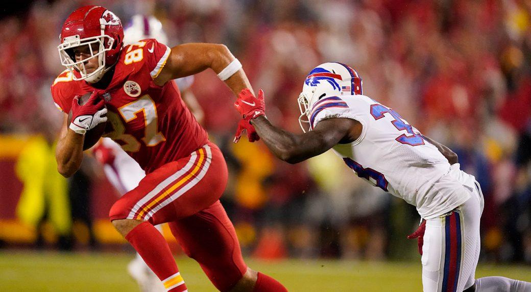 Bills derrotó a Chiefs
