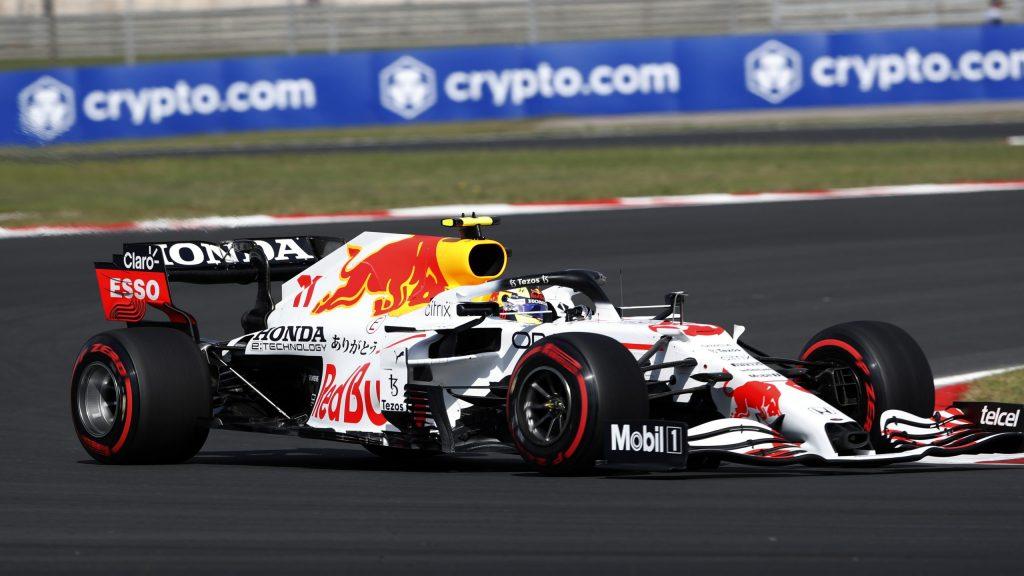 Checo Pérez empezará sexto el GP de Turquía
