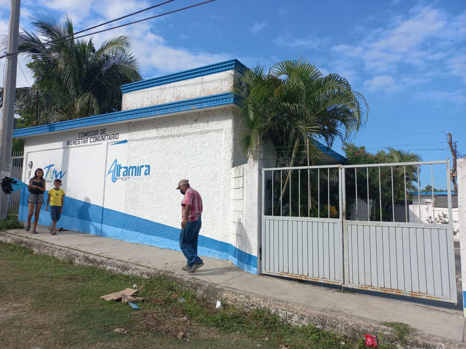 Madero: Mala atención comedor