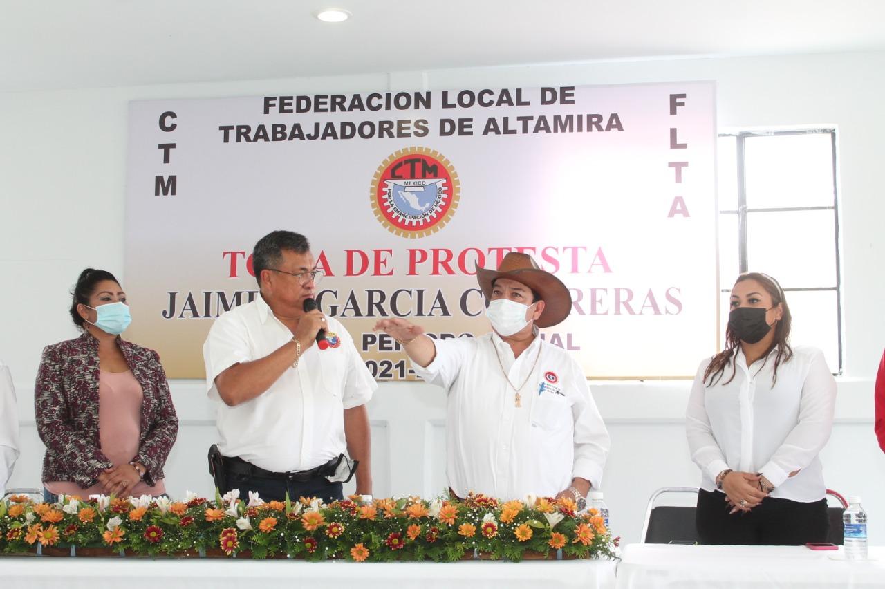 Federación de Trabajadores Altamira
