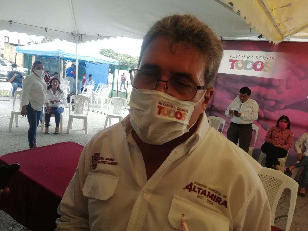 Alcalde de Altamira