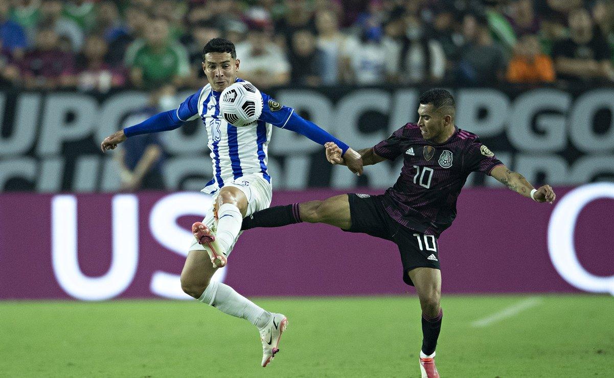 México derrotó 3-0 a Honduras