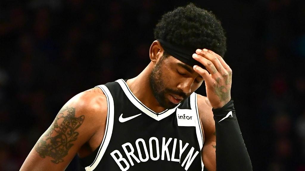 Nets no dejará a Kyrie Irving ni entrenar ni jugar