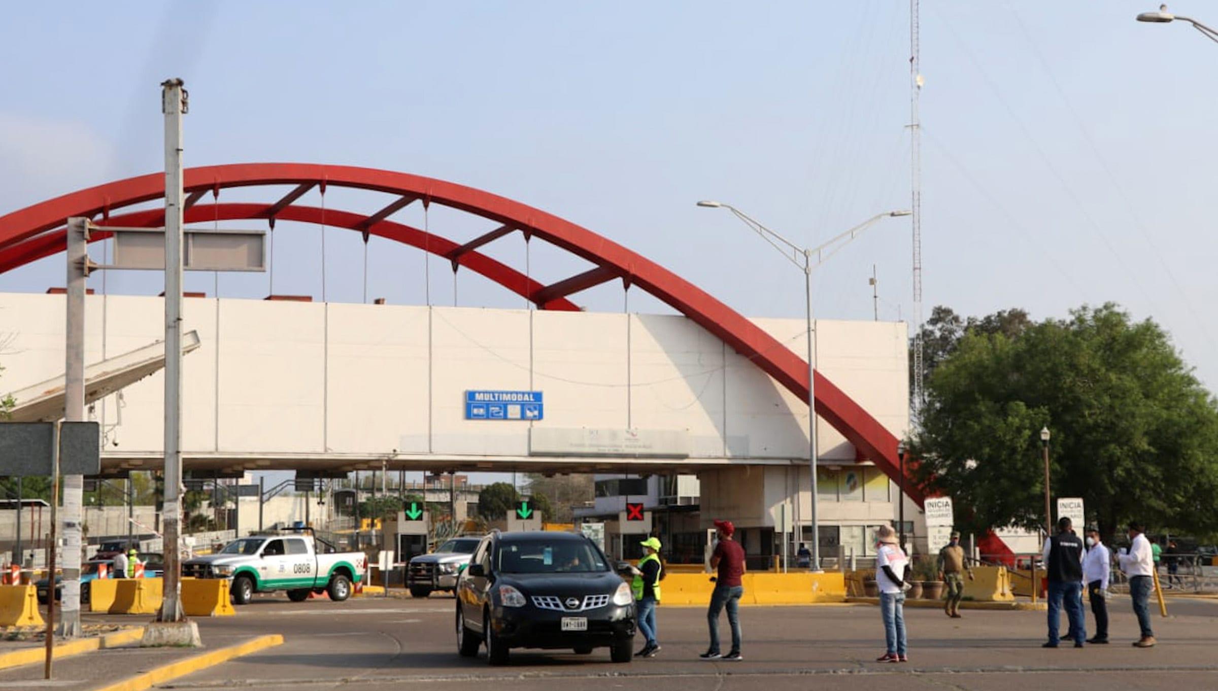 Reforzar puentes fronterizos por reapertura