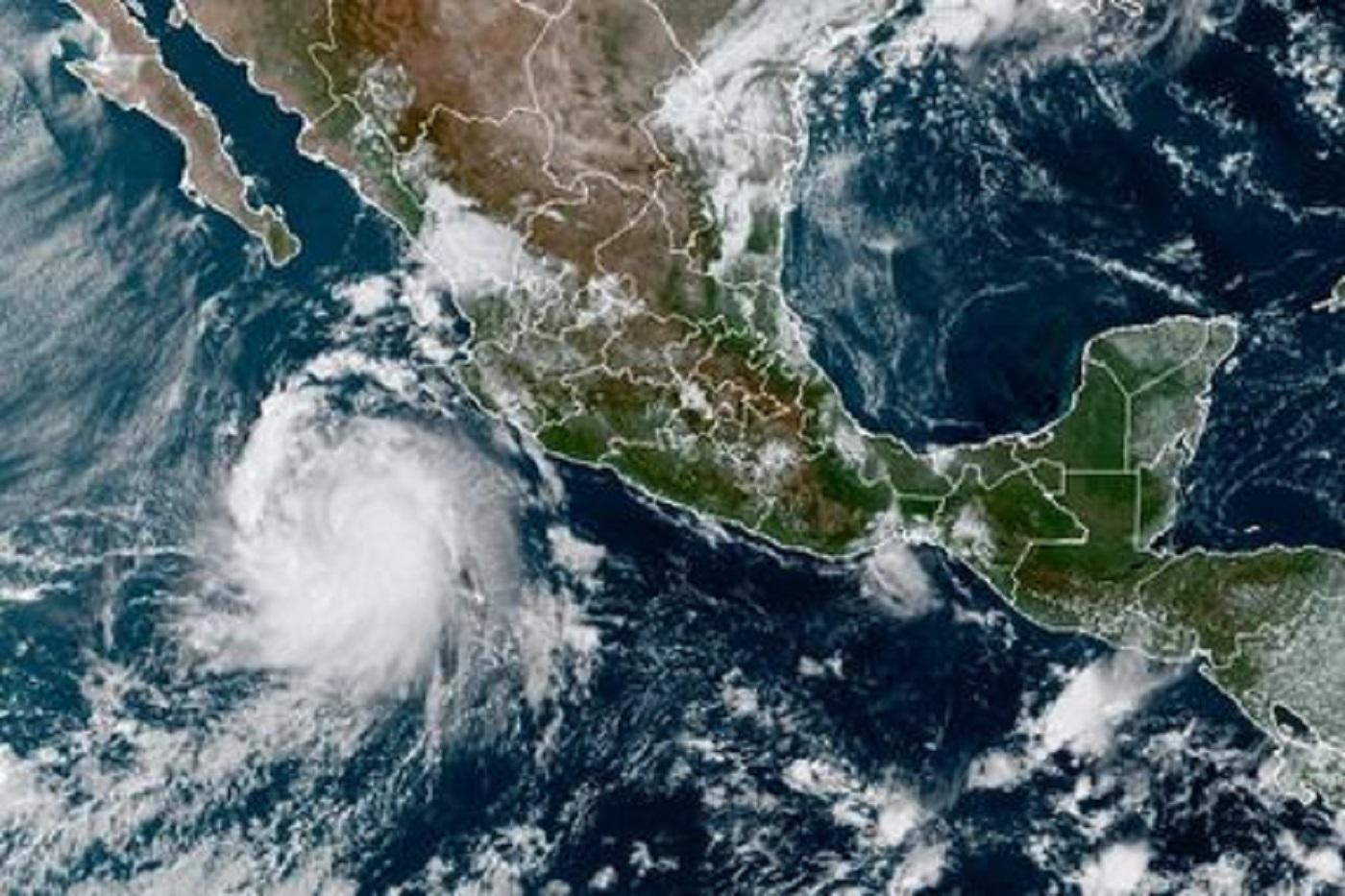 "Tormenta tropical ""Pamela"""