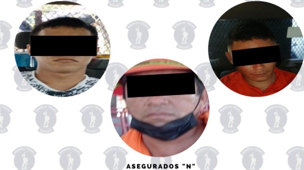 detenidos por enfrentamiento en la refinería