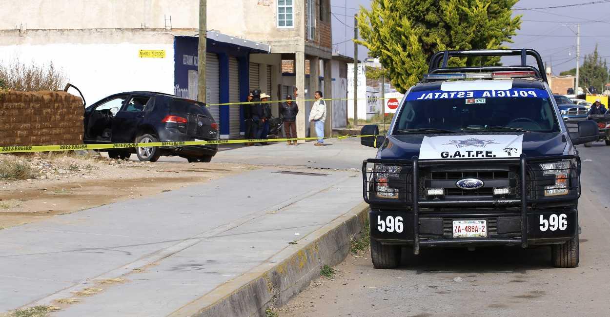 n operativo en donde participaron fuerzas estatales de SLP y Zacatecas se logró liberar a 16 personas secuestradas y se detuvo a 3 sujetos