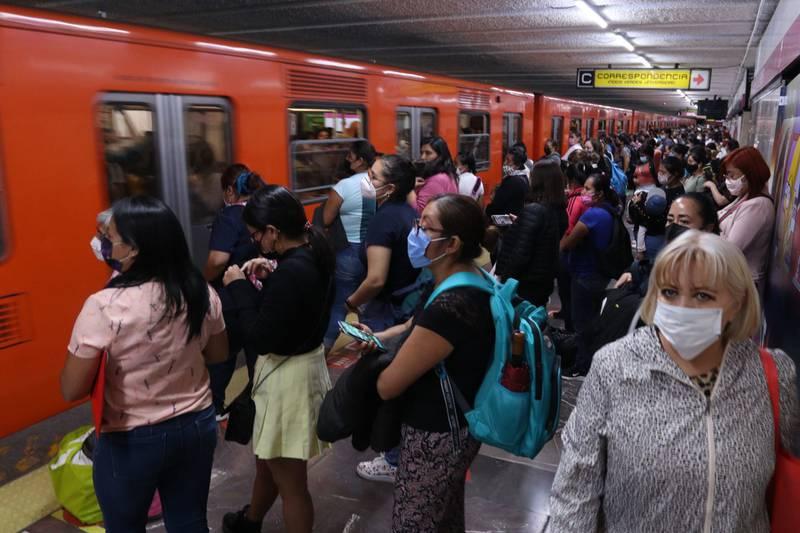 metro falta colectiva