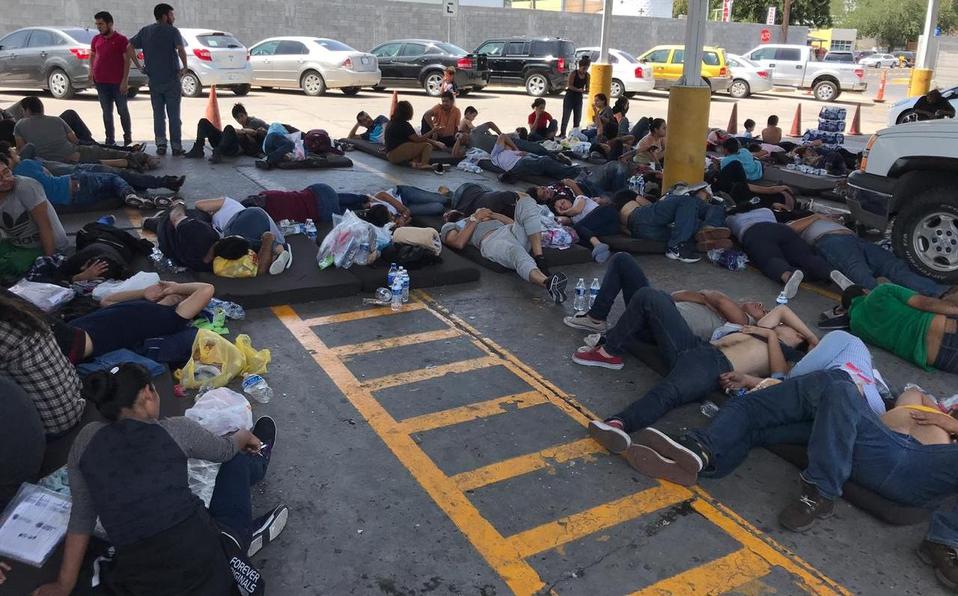 inició repatriación de 600 migrantes