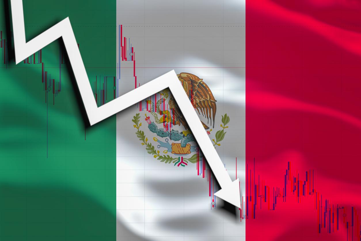 Según datos del Fondo Monetario Internacional (FMI), cae en un 8.3 por ciento el PIB de México durante el año 2020.