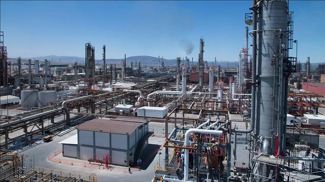 Refinería de Tula tiene su mayor número de paros en seis años sin terminar 2021. Requieren más presupuesto para mejorar instalaciones