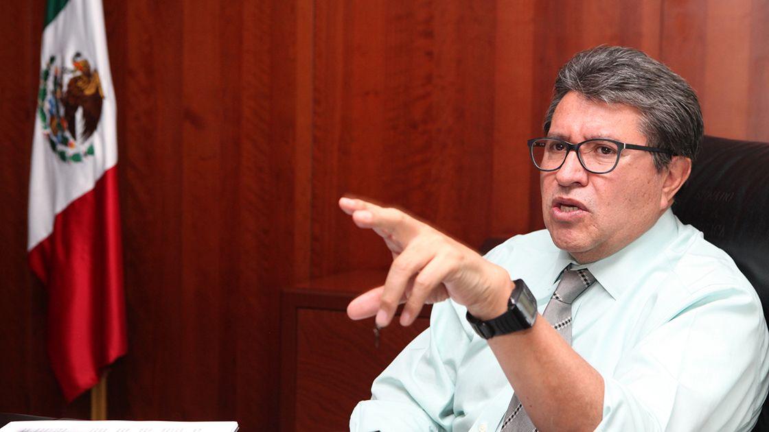 Monreal pide a Morena transparentar la definición de candidatura presidencial para 2024. Exige que esto suceda por elecciones primarias
