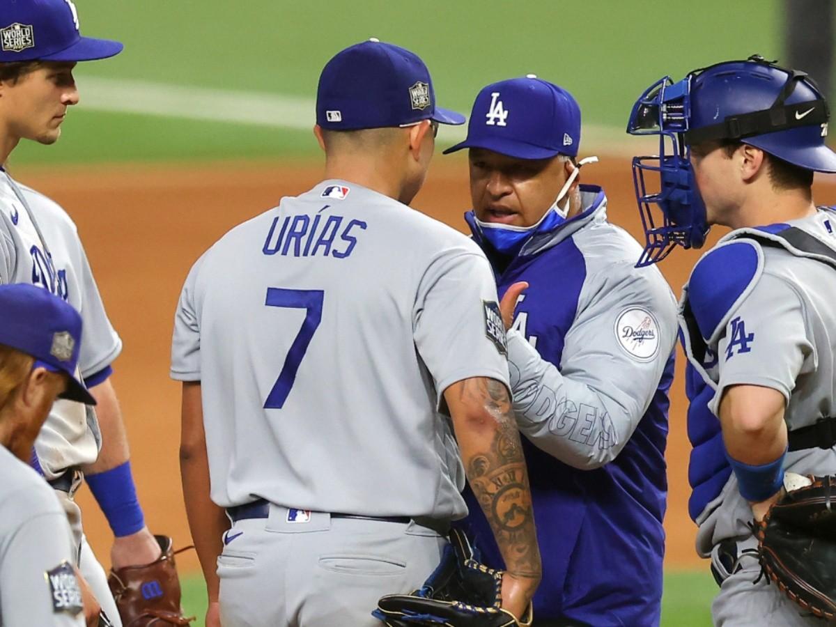A pesar de haber sido anunciado para lanzar esta noche, el lanzador mexicano, Julio Urías no abrirá en el quinto juego para los Dodgers.